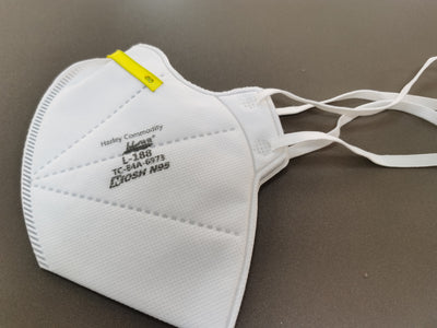 OMA MEMBERS ONLY -  N95 NIOSH / CDC / Health Canada Approved Mask Box of 20 (IN STOCK).