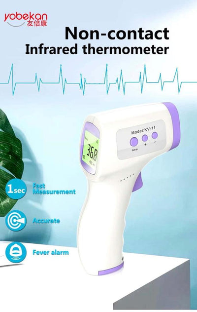 Non Touch Infrared Digital Thermometer.