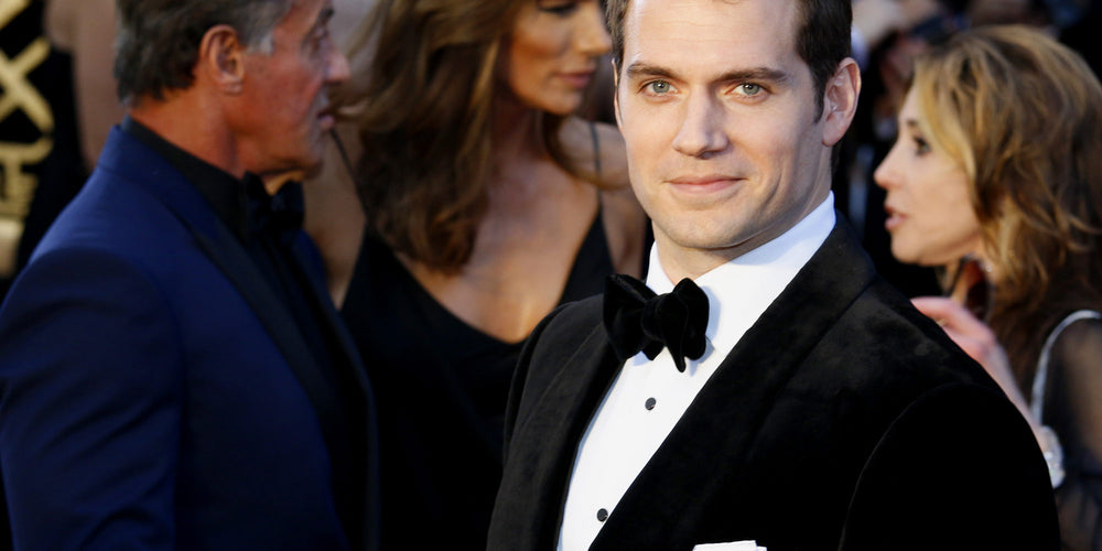 "Become ""The Man Of Steel"" With Henry Cavill's Superman Workout Routine"