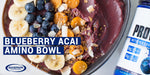 Blueberry Acai Amino Bowl