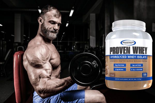 The Advantages of Hydrolyzed Whey Protein