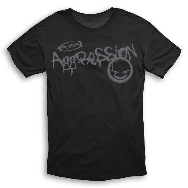 Aggression T-Shirt (Cyber Monday)
