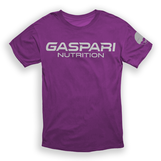 Grape Aggression T-Shirt - Purple