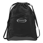 Gaspari - Black Drawstring Bag (Cyber Monday)