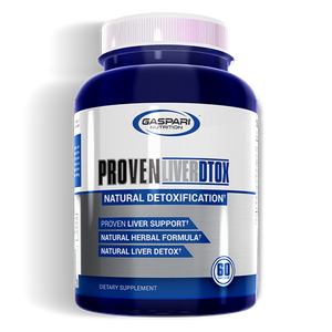 Proven Liver DTOX - Natural Detoxification