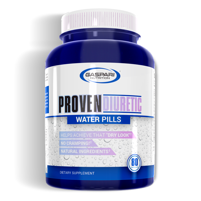 Proven Diuretic - Water Pill
