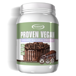 Double Chocolate Cake - Proven Vegan