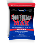 SuperPump MAX (Fruit Punch) Samples