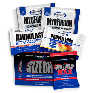 Ultimate Gaspari Sample Stack