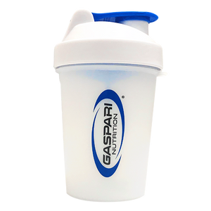 Gaspari - 400ml MINI Smart Shaker - White