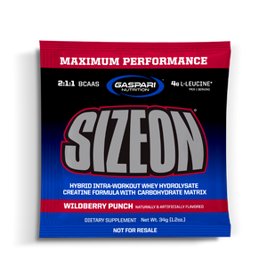 SizeOn: Wild Berry Punch Samples