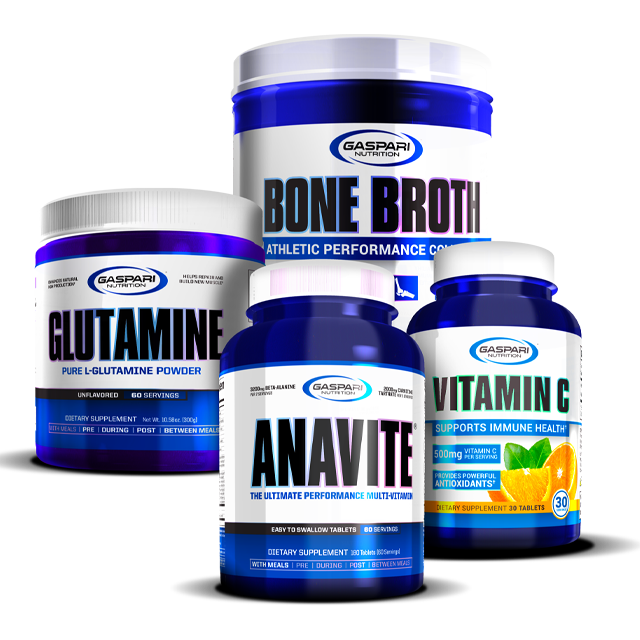 Immunity Support Stack - Gaspari Nutrition