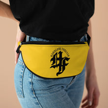 Load image into Gallery viewer, HF Text Yellow Fanny Pack