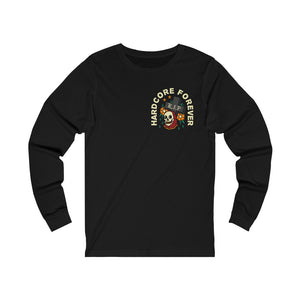 Hardcore Tombstone Sleeve Tee