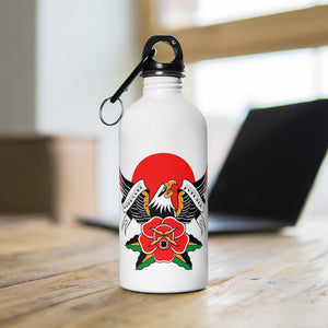 Hardcore Eagle Stainless Steel Water Bottle