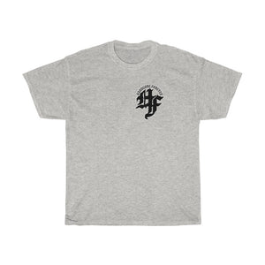 Shadow HCF Text Logo Tee