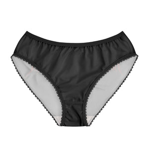 Women's Metal Logo Briefs
