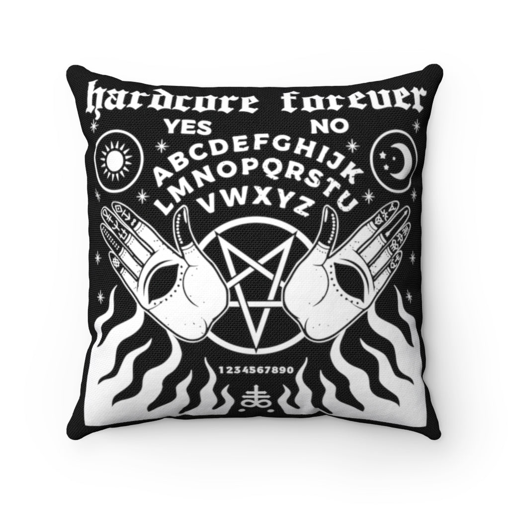 Ouija Square Pillow