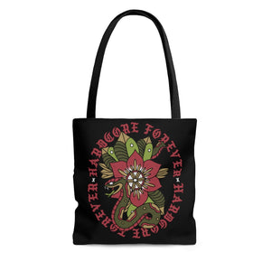 Hardcore Snake Tote Bag