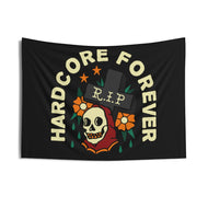 Hardcore Tombstone Tapestry
