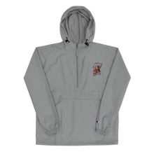 Load image into Gallery viewer, Hardcore Reaper Embroidered Champion Packable Jacket