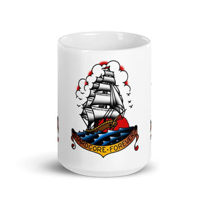 Hardcore Ship Mug