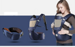 Load image into Gallery viewer, Baby Carrier with Front Waist Stool