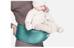 Baby Carrier with Front Waist Stool