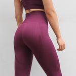 Load image into Gallery viewer, Women Tracksuit Solid Yoga Set - Yogaluga