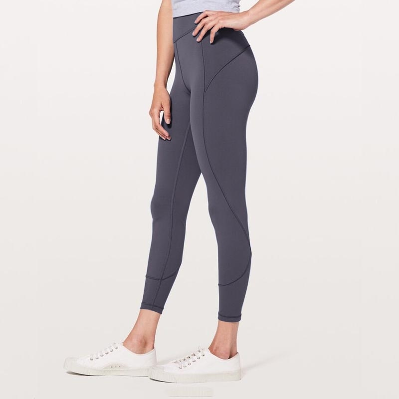 Stitch Stretchy Nylon Spandex Yoga Leggings - Yogaluga