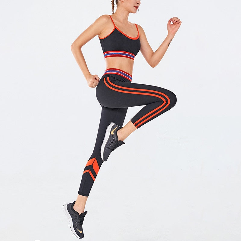 Fitness Sports Wear For Women Yoga Set - Yogaluga