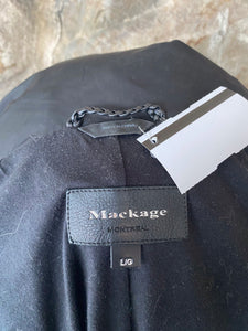 MACKAGE Trench Coat Size L