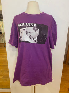 Supreme 50s Dracula Purple Tee
