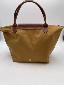 Longchamp Camel Brown Bag