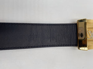 Louis Vuitton multi colored belt