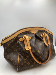 Louis Vuitton Tivoli Monogram Handbag