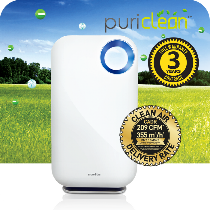 PuriClean™ Air Purifier NAP610i