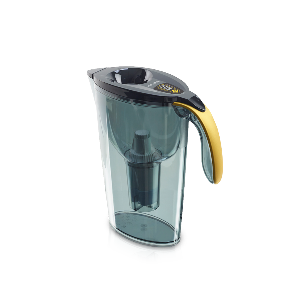 HydroPlus® Water Pitcher NP3290UF - Enhanced With Certified Advanced Ultra Hollow Membrane