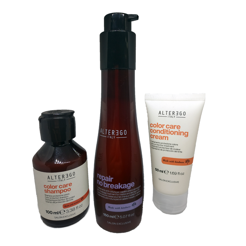 KIT VIAJERO ALTEREGO COLOR CARE - REPAIR