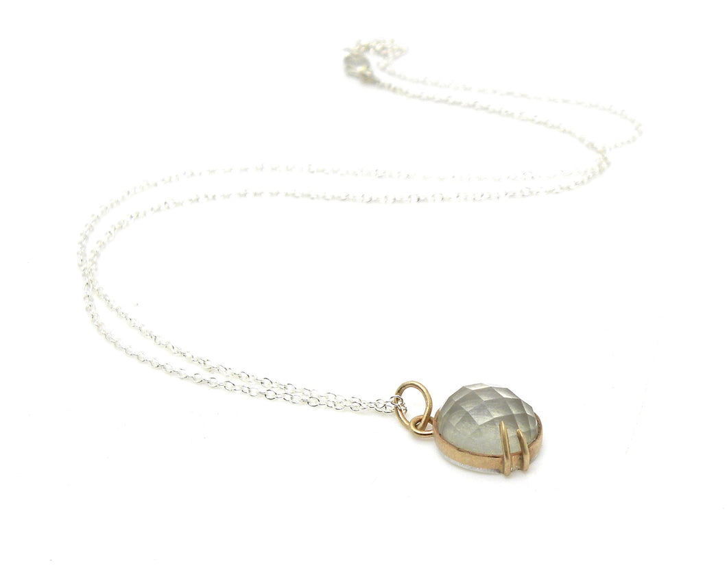 5.15ct Moonstone Necklace
