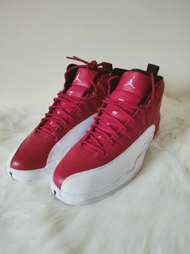 Jordan 12 Retro Gym Red <br> (Size 10.5)