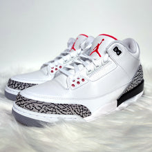 Load image into Gallery viewer, Jordan 3 White Cement 88 <br> (Size 10.5)