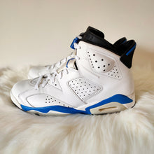 Load image into Gallery viewer, Jordan 6 Sport Blue <br> (Size 8.5)