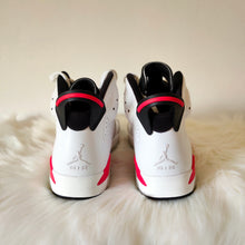 Load image into Gallery viewer, Jordan 6 Infrared Pack White <br> (Size 10)