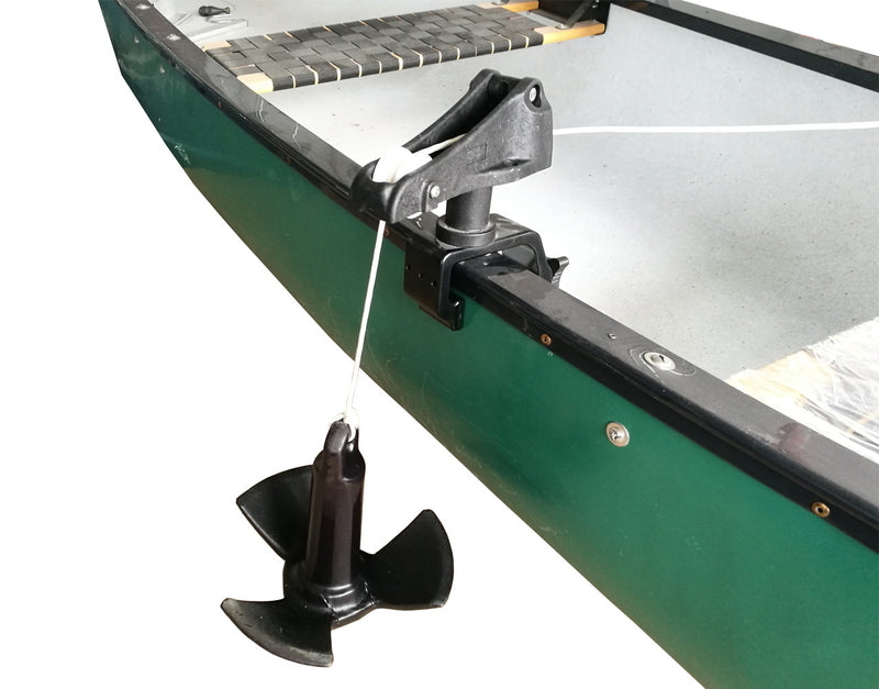 Brocraft Canoe Anchor Lock System/Anchor System with Aluminum clamp