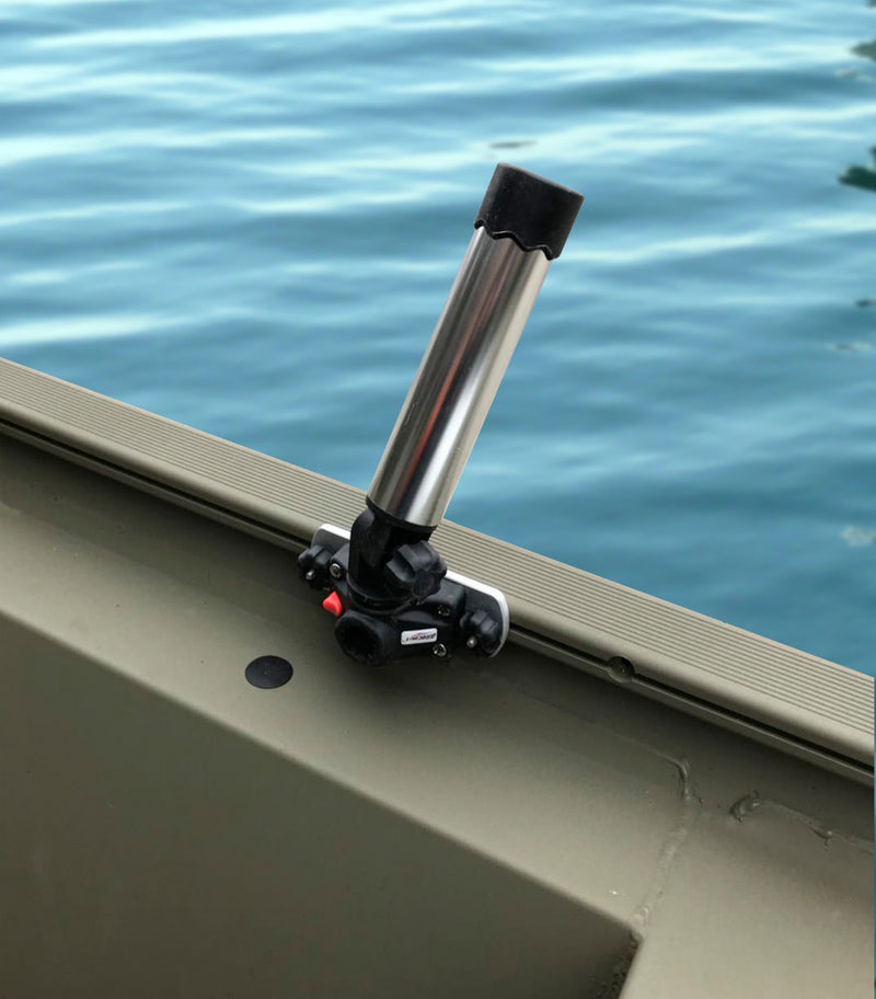 Brocraft Tracker Boat Versatrack Rod Holder Mount