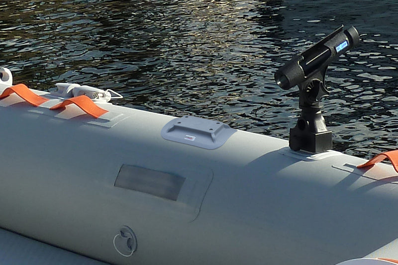 Brocraft Inflatable Boats Rod Holder Mount