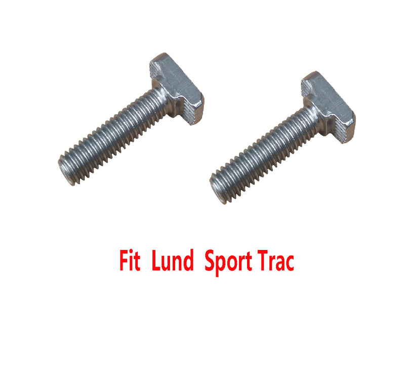 Brocraft Lund Boat Sport Track Brack T-Bolts  / G3 Boat Track T-Bolts