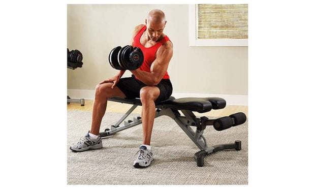 BALANC3™ 552 Adjustable Dumbbell (Pair)