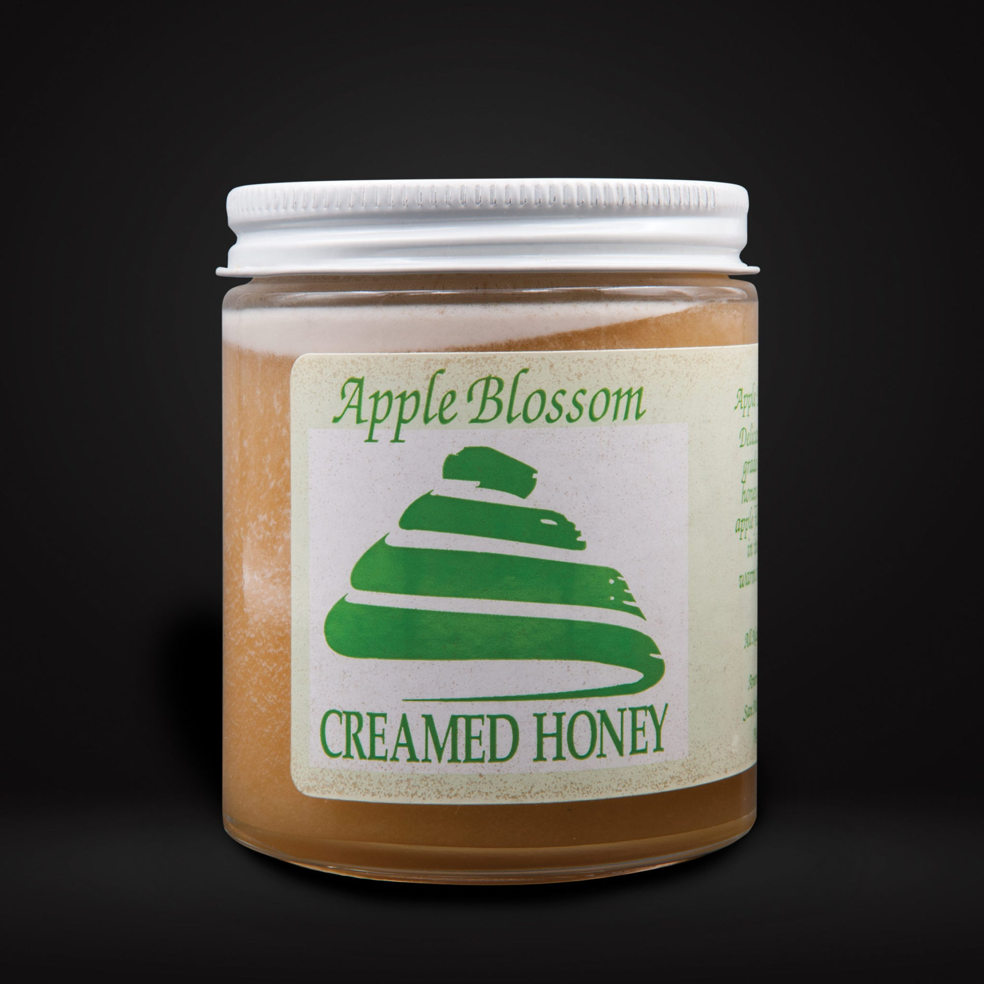Creamed Honey Apple Blossom
